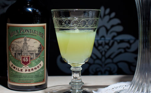 absinthe salon